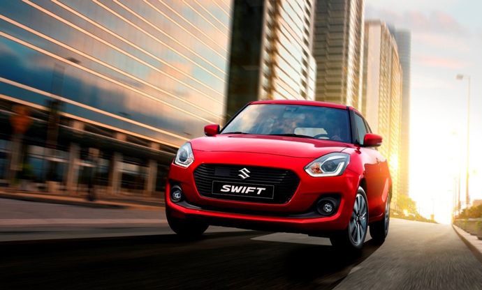 Suzuki Swift Days bei Hch. Eggenberger AG
